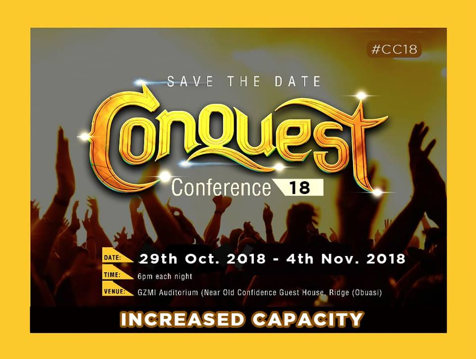 Conquest Conference 9